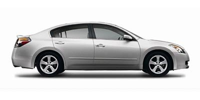 2008 Radiant Silver Metallic Nissan Altima 2.5 S 2.5L I4 SMPI DOHC Engine 4 Door Sedan Automatic (CVT) FWD