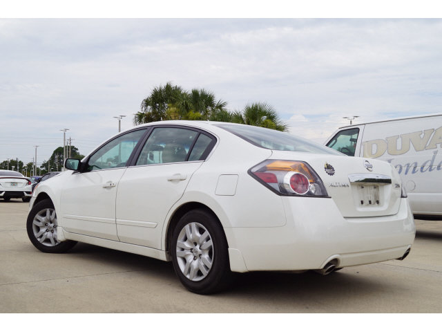 2010 Nissan Altima 2.5 S Sedan 2.5L 4-Cylinder SMPI DOHC Engine 4 Door