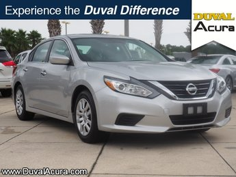 2016 Nissan Altima 2.5 Automatic (CVT) 2.5L 4-Cylinder DOHC 16V Engine 4 Door Sedan FWD