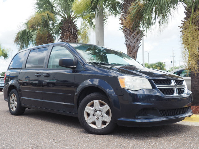 2011 Dodge Grand Caravan Express 3.6L V6 Flex Fuel 24V VVT Engine Van Automatic