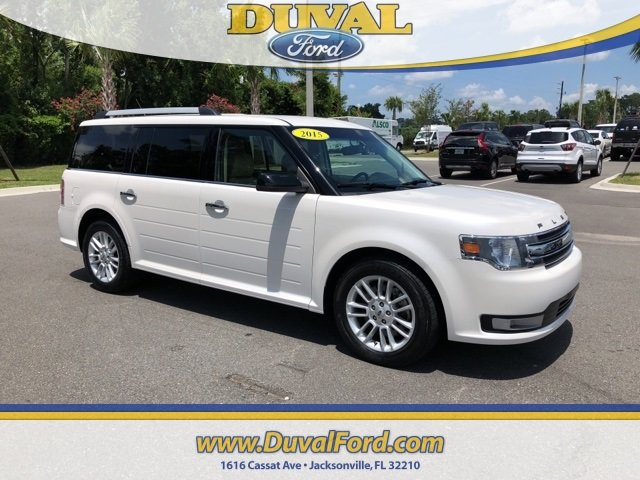 2015 Ford Flex SEL Automatic 3.5L V6 Ti-VCT Engine SUV