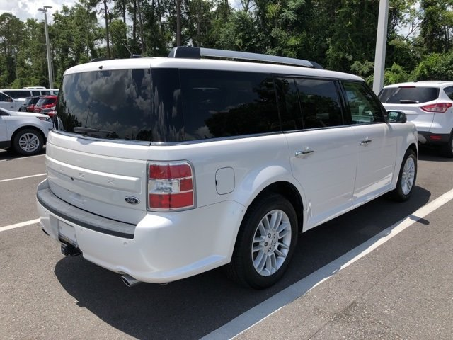 2015 Ford Flex SEL 4 Door Automatic 3.5L V6 Ti-VCT Engine SUV
