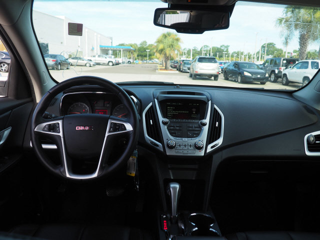 2015 Quicksilver Metallic GMC Terrain SLT 4 Door SUV 2.4L 4-Cylinder SIDI DOHC VVT Engine