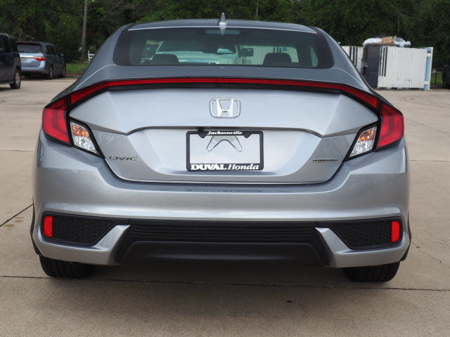2018 Honda Civic Touring Coupe FWD 1.5L I-4 DI DOHC Turbocharged Engine Automatic (CVT) 2 Door