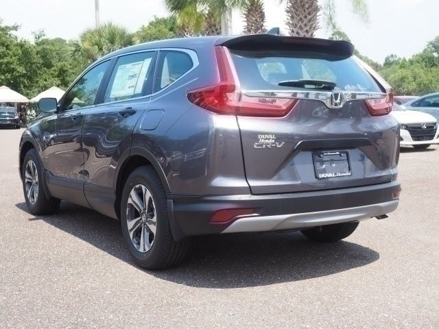 2018 Honda CR-V LX Automatic (CVT) 4 Door 2.4L I4 DOHC 16V i-VTEC Engine SUV