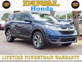 2018 Honda CR-V LX SUV 4 Door AWD Automatic (CVT)