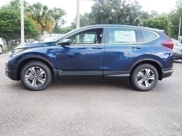 2018 Honda CR-V LX 2.4L I4 DOHC 16V i-VTEC Engine 4 Door Automatic (CVT) AWD