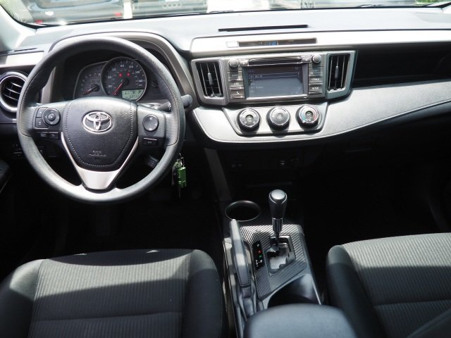 2014 Black Toyota RAV4 LE 4 Door FWD Automatic