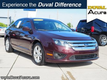 2012 Ford Fusion SE Sedan FWD 4 Door