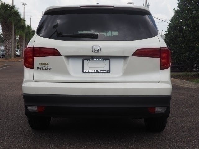 2018 White Diamond Pearl Honda Pilot EX-L 4 Door SUV Automatic