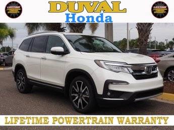 2019 Honda Pilot Elite 4 Door SUV AWD 3.5L V6 24V SOHC i-VTEC Engine Automatic