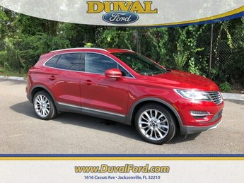 2016 Lincoln MKC Reserve FWD EcoBoost 2.0L I4 GTDi DOHC Turbocharged VCT Engine 4 Door SUV