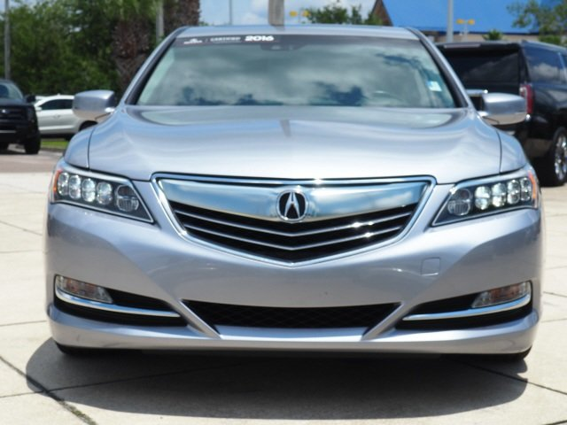 2016 Acura RLX Tech Pkg 4 Door Sedan Automatic 3.5L V6 SOHC i-VTEC 24V Engine FWD
