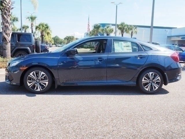 2018 Honda Civic EX-T Automatic (CVT) FWD 4 Door Sedan