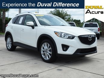 2015 Mazda CX-5 Grand Touring 4 Door SUV SKYACTIV® 2.5L 4-Cylinder DOHC 16V Engine