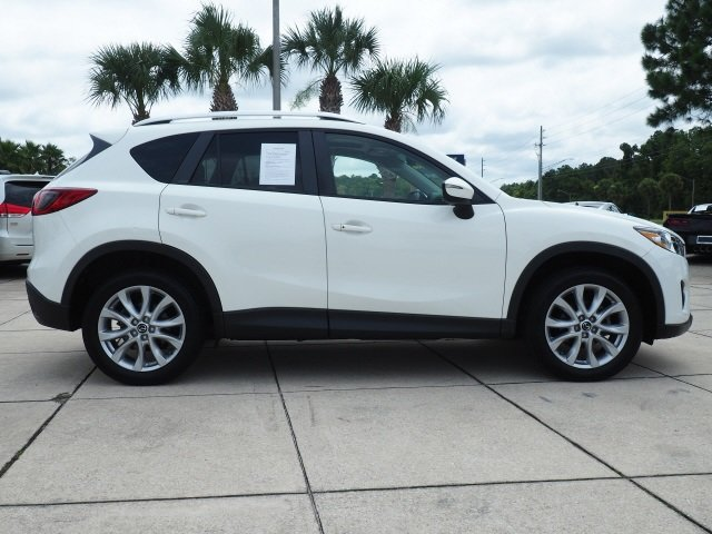 2015 Mazda CX-5 Grand Touring AWD Automatic 4 Door SKYACTIV® 2.5L 4-Cylinder DOHC 16V Engine SUV