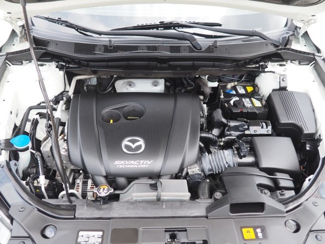 2015 Mazda CX-5 Grand Touring AWD 4 Door SKYACTIV® 2.5L 4-Cylinder DOHC 16V Engine Automatic