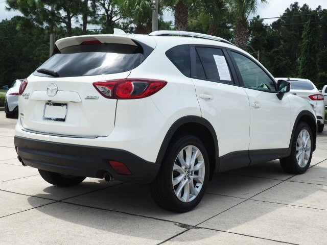2015 Mazda CX-5 Grand Touring SUV Automatic AWD 4 Door