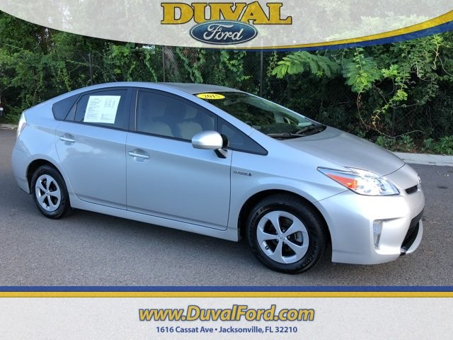 2015 Toyota Prius Two Automatic (CVT) 4 Door 1.8L 4-Cylinder DOHC 16V VVT-i Engine