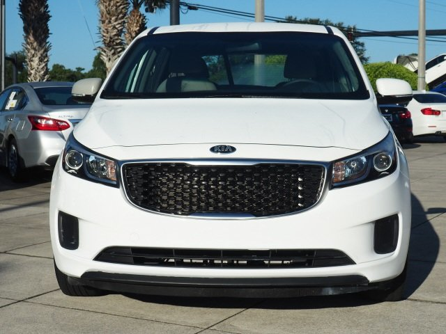2016 Kia Sedona L Automatic 4 Door Van FWD 3.3L V6 DGI Engine