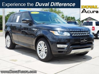 2014 Land Rover Range Rover Sport HSE SUV 4X4 Automatic 3.0L V6 Supercharged Engine 4 Door