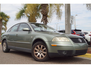 2003 Volkswagen Passat GLS Sedan Automatic FWD 4 Door
