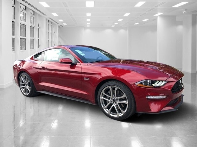 2019 Ford Mustang GT Premium Premium Unleaded V-8 5.0 L/302 Engine Automatic Coupe 2 Door
