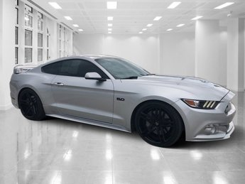 2017 Ford Mustang GT Premium Premium Unleaded V-8 5.0 L/302 Engine Coupe Manual