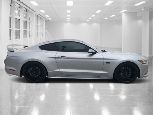 2017 Ford Mustang GT Premium Premium Unleaded V-8 5.0 L/302 Engine 2 Door Manual Coupe RWD