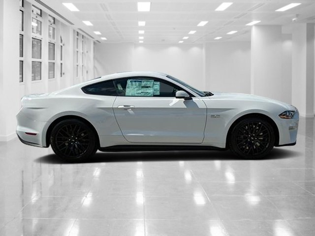 2019 Oxford White Ford Mustang GT Premium RWD Automatic Premium Unleaded V-8 5.0 L/302 Engine