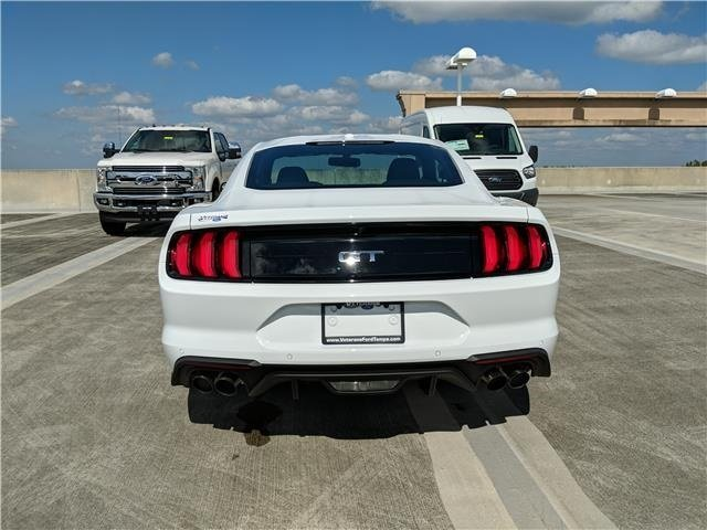 2019 Ford Mustang GT Premium Coupe RWD Premium Unleaded V-8 5.0 L/302 Engine