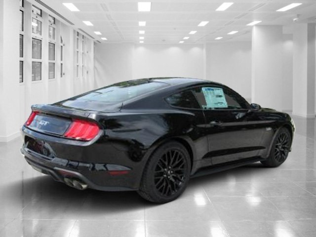 2019 Shadow Black Ford Mustang GT Manual Coupe Premium Unleaded V-8 5.0 L/302 Engine RWD