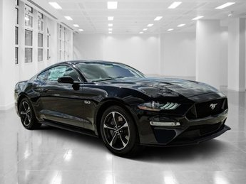 2019 Ford Mustang GT 2 Door Manual Coupe Premium Unleaded V-8 5.0 L/302 Engine RWD