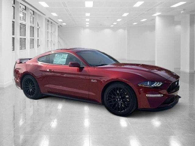 2019 Ford Mustang GT Premium RWD Premium Unleaded V-8 5.0 L/302 Engine Coupe Manual
