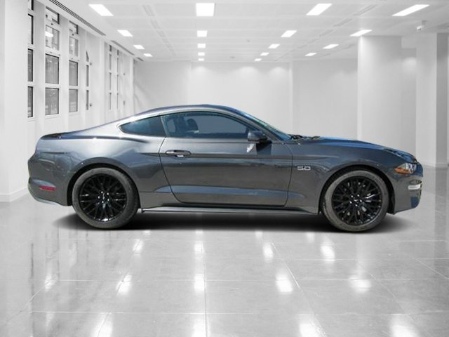 2019 Magnetic Metallic Ford Mustang GT Coupe 2 Door Premium Unleaded V-8 5.0 L/302 Engine Manual