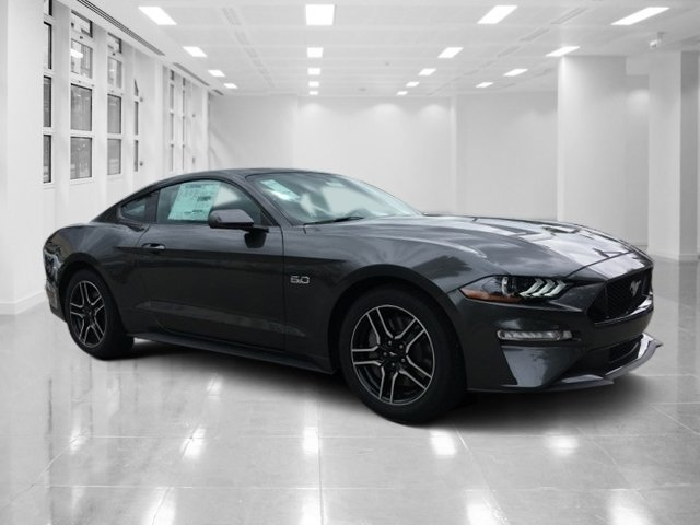 2019 Ford Mustang GT Coupe 2 Door Premium Unleaded V-8 5.0 L/302 Engine Automatic