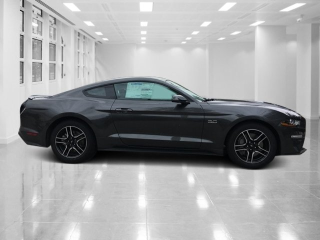 2019 Magnetic Metallic Ford Mustang GT 2 Door Automatic Premium Unleaded V-8 5.0 L/302 Engine RWD