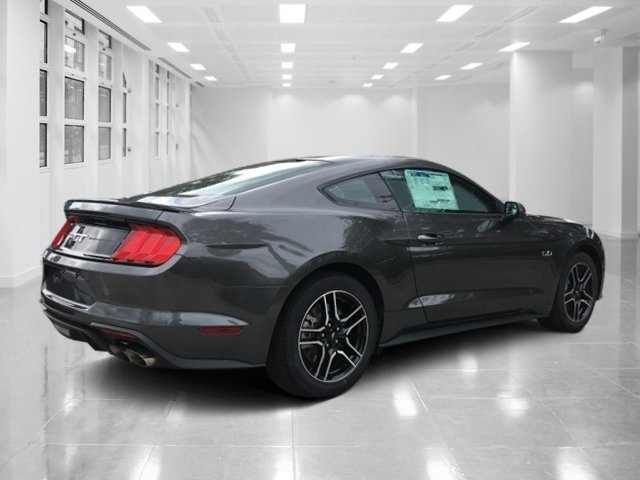 2019 Ford Mustang GT Automatic RWD Coupe Premium Unleaded V-8 5.0 L/302 Engine 2 Door
