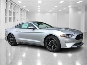 2019 Ford Mustang EcoBoost Premium Automatic Intercooled Turbo Premium Unleaded I-4 2.3 L/140 Engine RWD