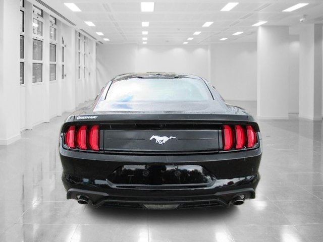2019 Shadow Black Ford Mustang EcoBoost RWD Coupe 2 Door