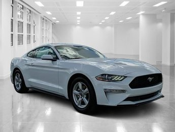 2019 Ford Mustang EcoBoost Coupe 2 Door Intercooled Turbo Premium Unleaded I-4 2.3 L/140 Engine Manual