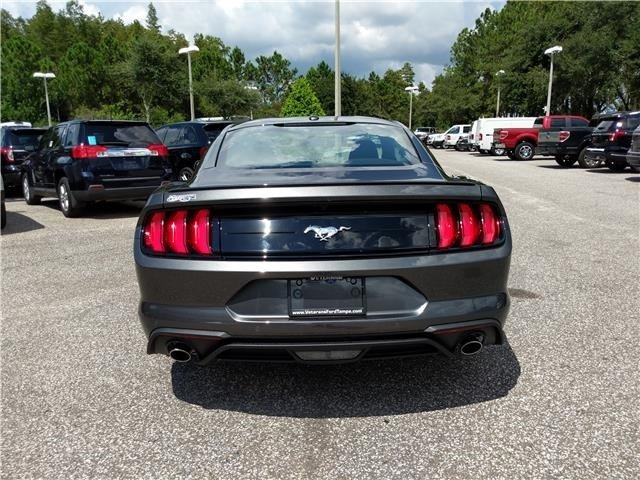 2019 Ford Mustang EcoBoost Coupe 2 Door RWD Automatic