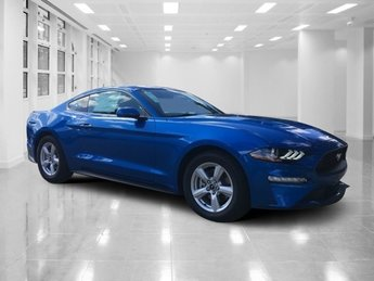 2019 Ford Mustang EcoBoost RWD 2 Door Coupe Manual