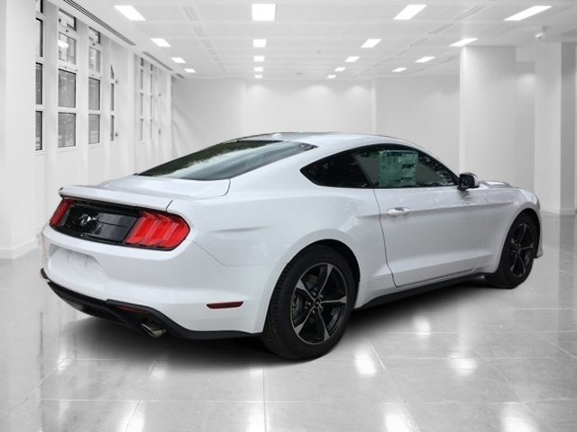 2019 Oxford White Ford Mustang EcoBoost 2 Door Automatic Intercooled Turbo Premium Unleaded I-4 2.3 L/140 Engine Coupe RWD