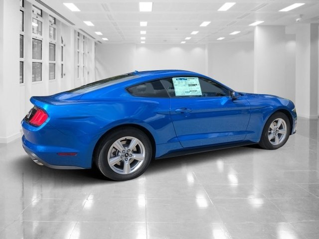 2019 Ford Mustang EcoBoost Coupe Manual 2 Door Intercooled Turbo Premium Unleaded I-4 2.3 L/140 Engine