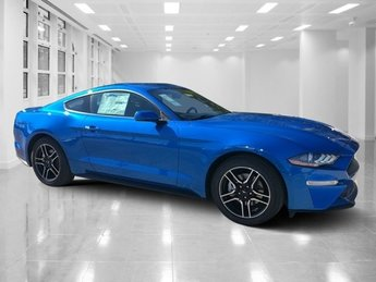 2019 Ford Mustang EcoBoost Premium Automatic Coupe Intercooled Turbo Premium Unleaded I-4 2.3 L/140 Engine RWD