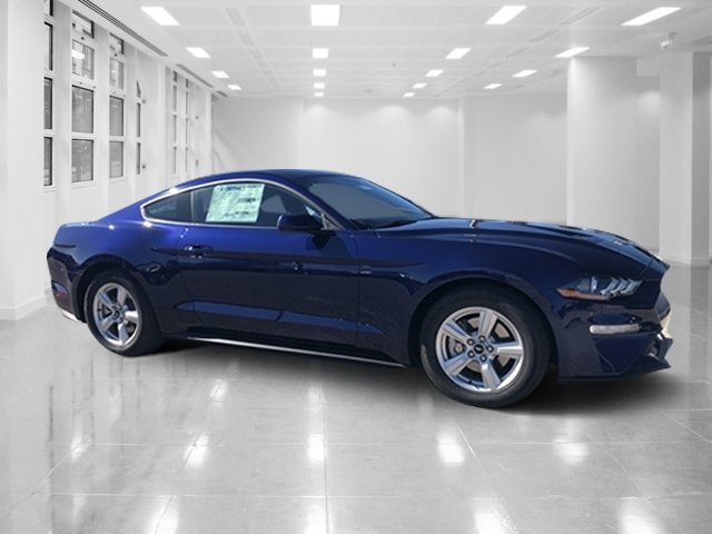 2019 Ford Mustang EcoBoost Intercooled Turbo Premium Unleaded I-4 2.3 L/140 Engine Coupe 2 Door RWD Automatic