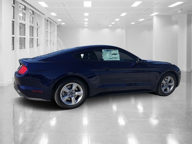 2019 Kona Blue Metallic Ford Mustang EcoBoost Coupe Intercooled Turbo Premium Unleaded I-4 2.3 L/140 Engine 2 Door Automatic RWD