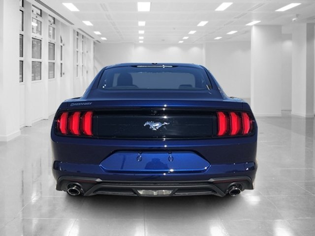 2019 Ford Mustang EcoBoost Intercooled Turbo Premium Unleaded I-4 2.3 L/140 Engine RWD 2 Door Coupe