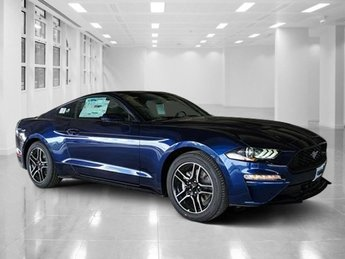 2019 Ford Mustang EcoBoost Intercooled Turbo Premium Unleaded I-4 2.3 L/140 Engine RWD Automatic 2 Door Coupe